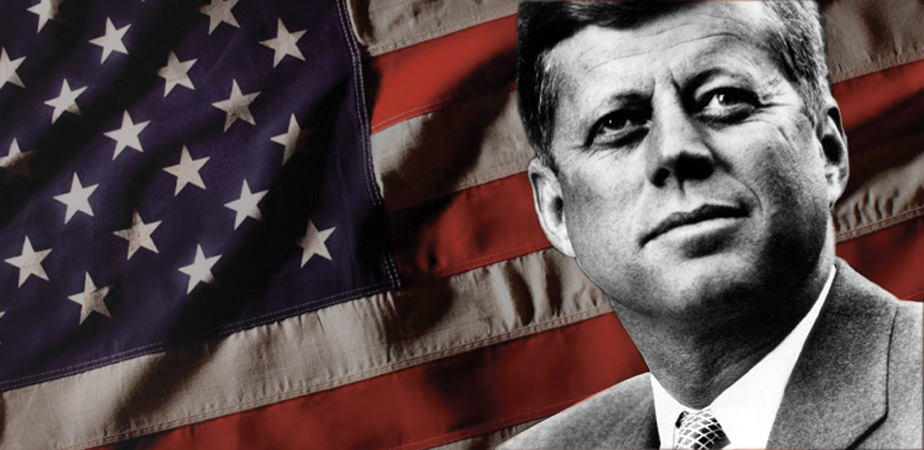 a biography and life work of john fitzgerald kennedy 35th president of the united states of america