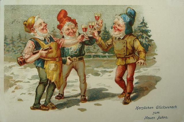 drei gnomes