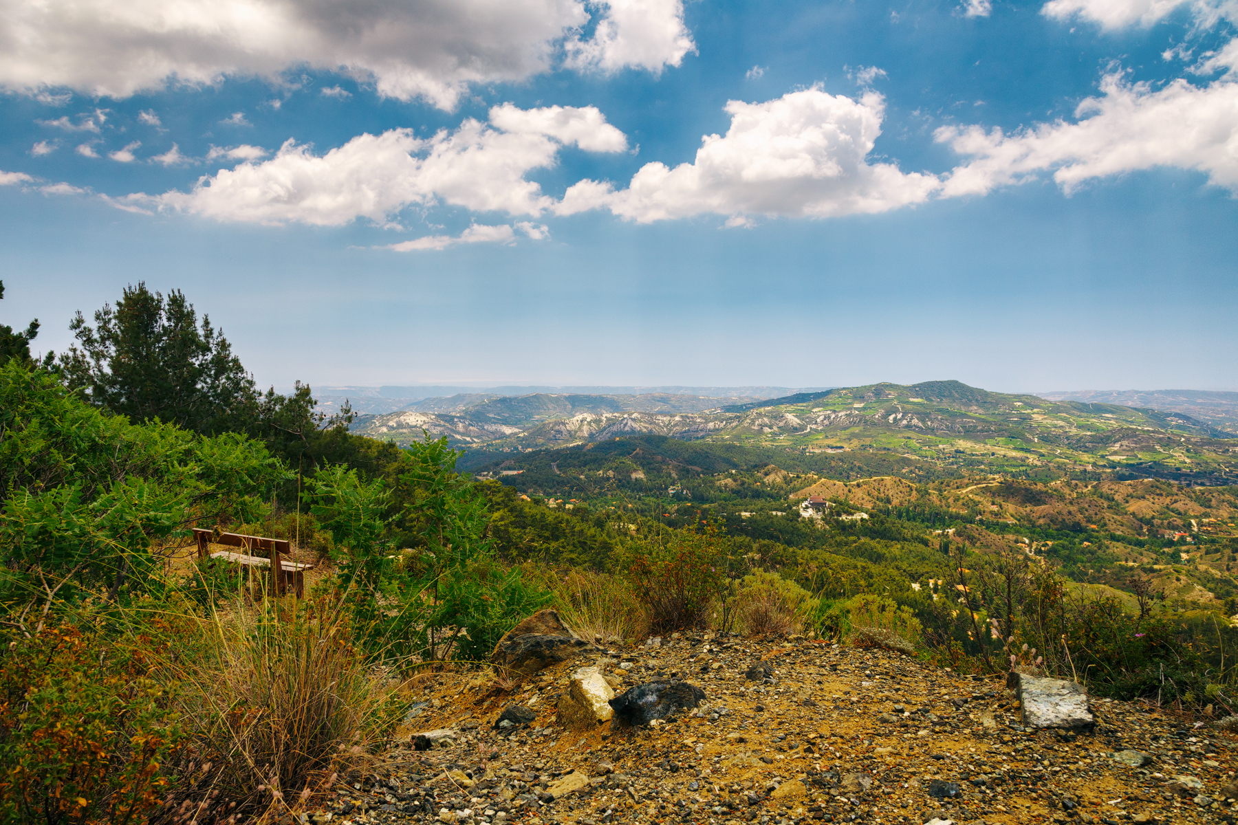 Где найти природу на Кипре? Июнь 2017.
