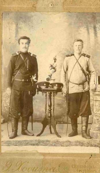 1 Нерчинский полк