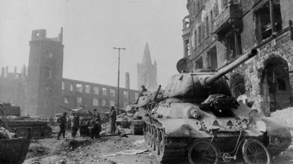 9 апреля 1945 года - капитуляция Кёнигсберга.