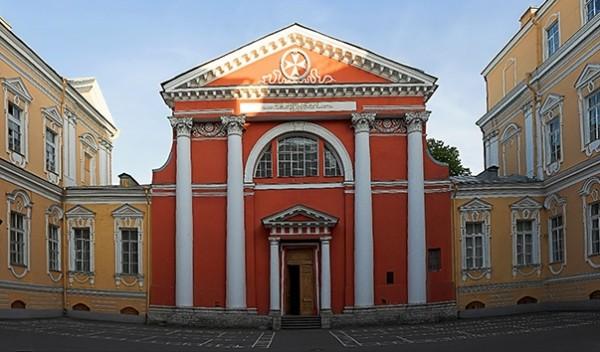 Мальтийская капелла при Воронцовском дворце