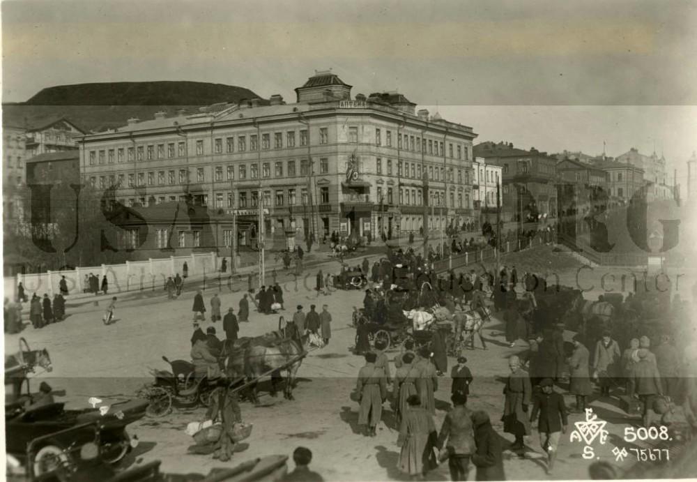 Казаки во Владивостоке, 1918-20 гг.