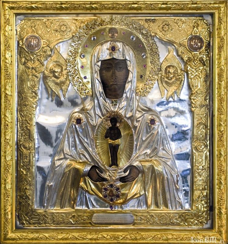 Албазинская икона Пресвятой Богородицы