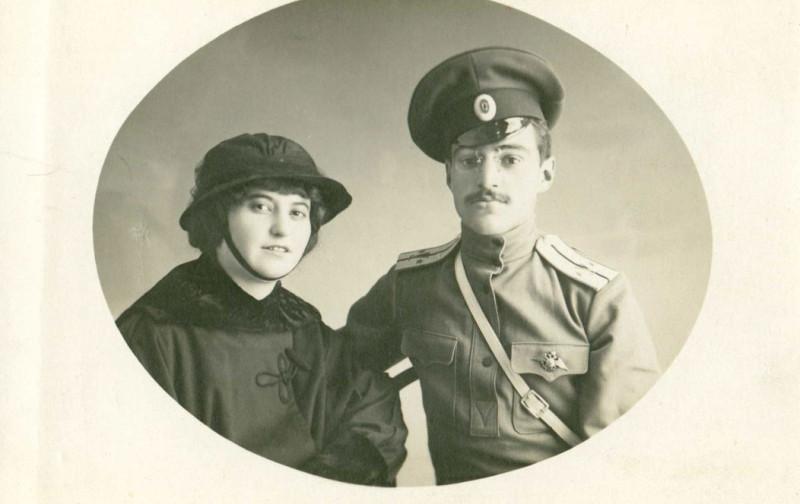 Д. Колосков, хорунжий Уссурийского казачьего Войска