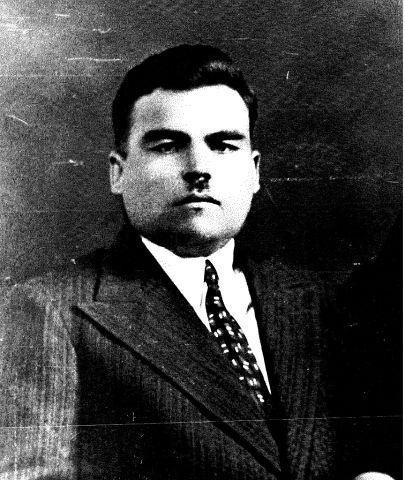 ПЁТР  ВАСИЛЬЕВИЧ  КОРЕНЕВ  1896 - 1975 г. г. Подхорунжий.