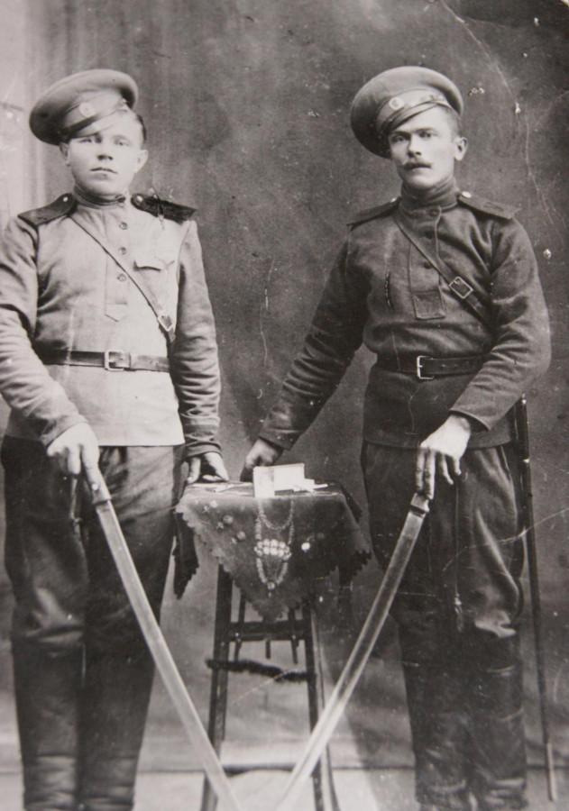 Кондратий Иванович и Степан Иванович Кореневы