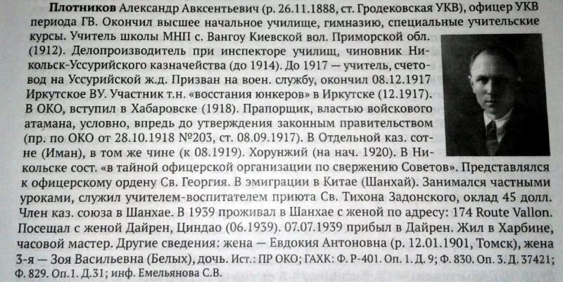 Александр Плотников..
