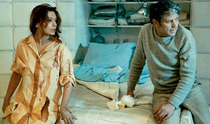 Солярис. Кадр из фильма.