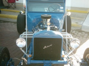 bluehotrod