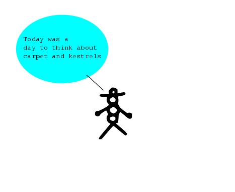 carpet and kestrels cartoon