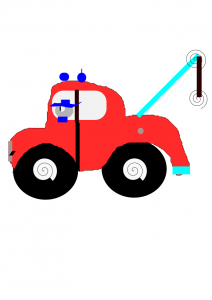 Tow Truck Man