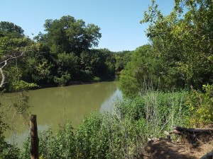 Trinity River, august 9, 2014