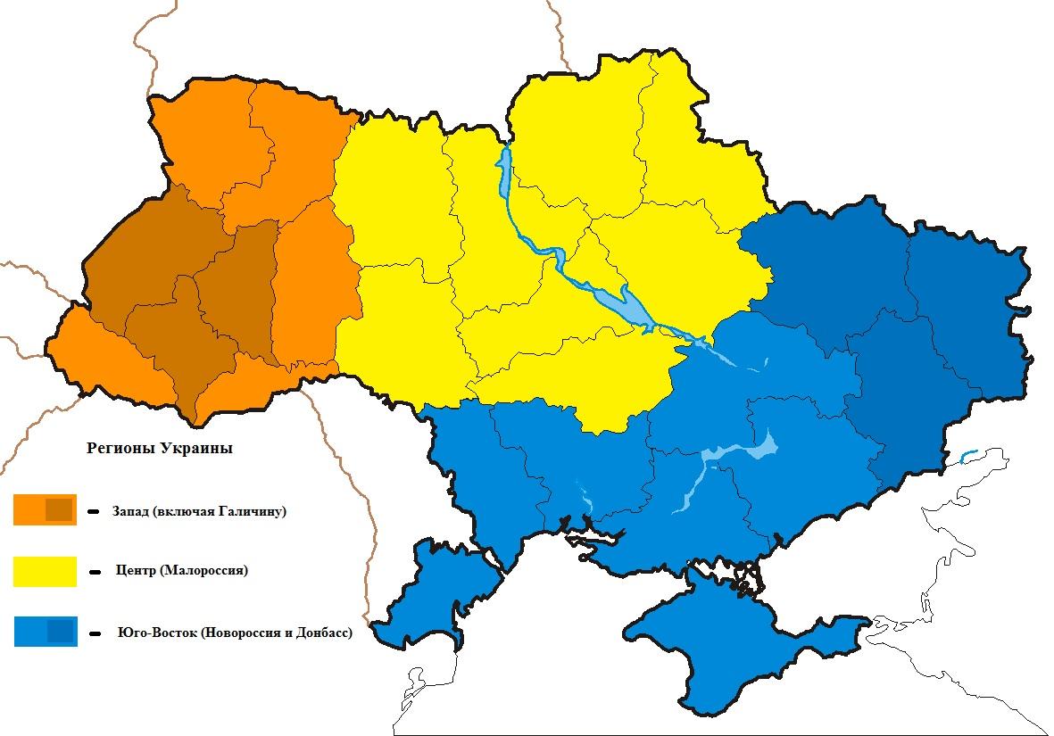 Ukraine_KIIS-Regional-division