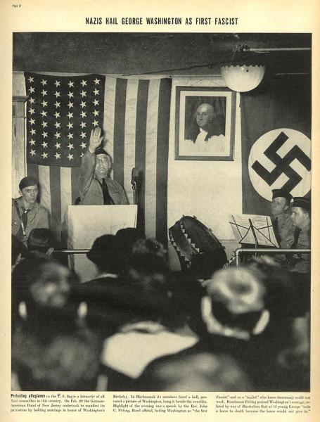 США фашисты