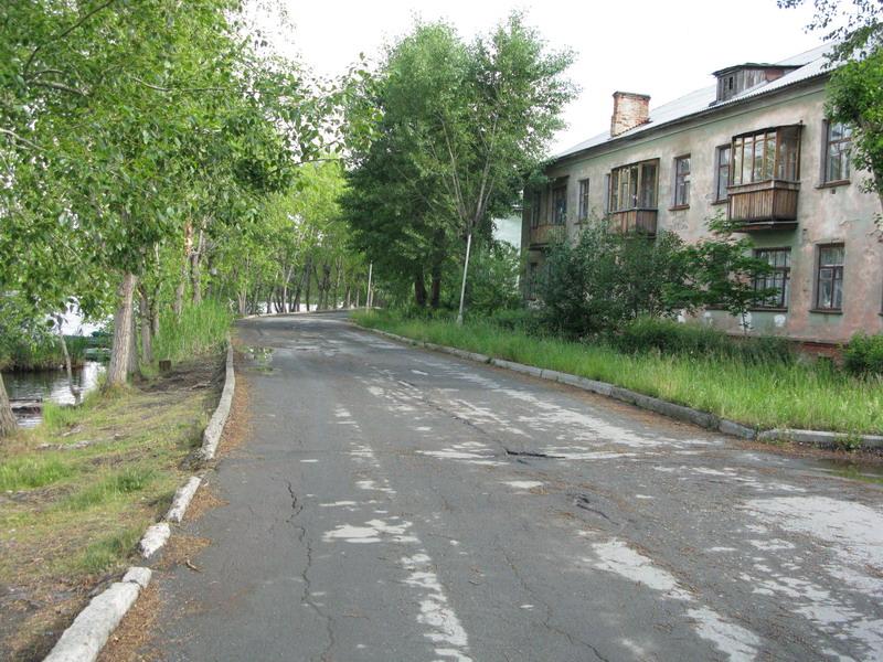 Улица Рабочей Молодёжи