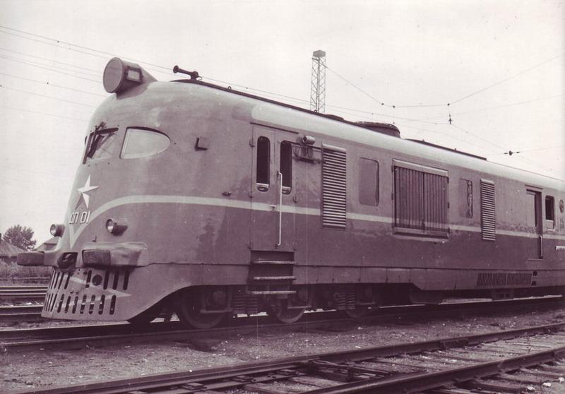 ДП01 Таллинн 1957