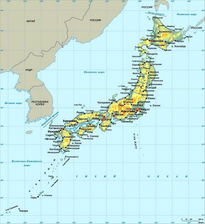 Ещё пару слов о посылке в Японию.