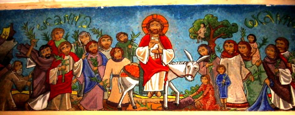 Сегодня Вербное Воскресенье.