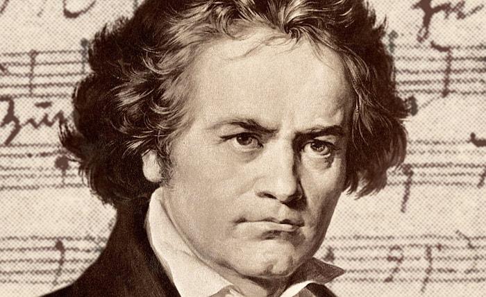 Бетховен, который утонул.
