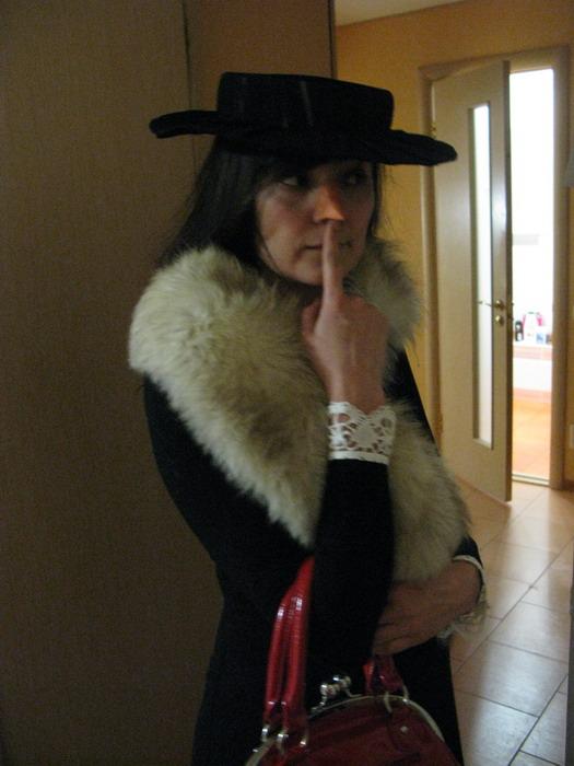 Шляпа шапокляк своими руками 977