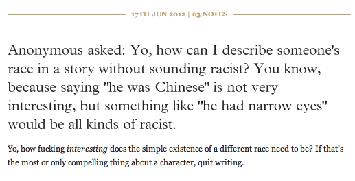Describing Chinese character