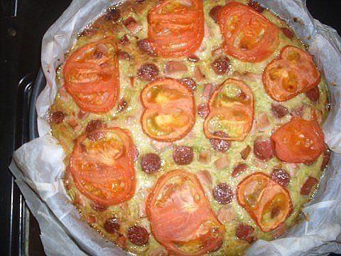 Пирог с кабачками рецепты с фото