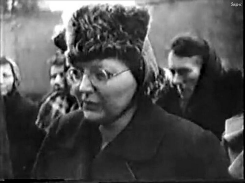 Маргарита Генцель (Гейнцель) — мать убийцы Зои Космодемьянской