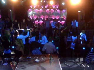 Как это было ))) CLUB PLATINUM 12.03.2010