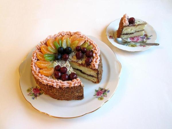 Торт Декабрист с кусочком.JPG