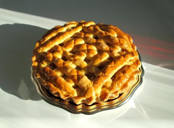 Пирог решетчатый.JPG