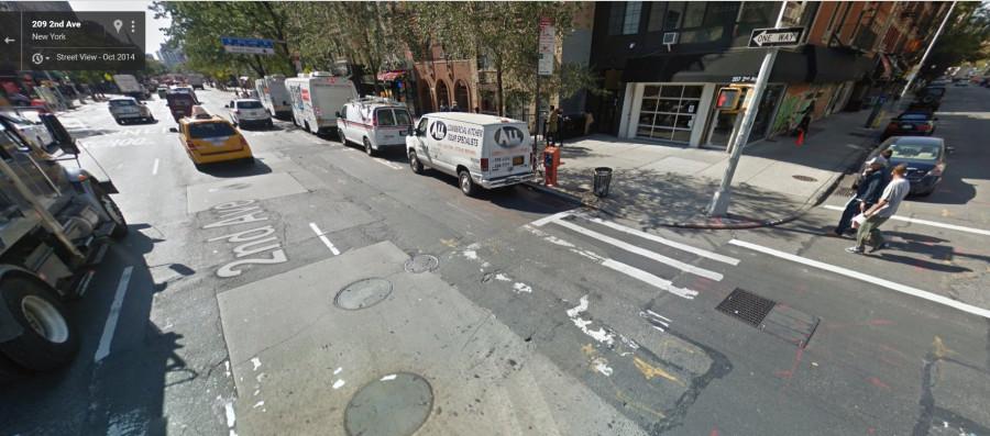 Нью-Йорк провонял запахом мочи после отмены арестов за оправление нужды в общественных местах 29800_900