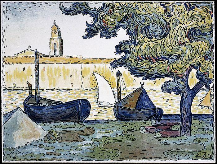 Le Port de St. Tropez Au Bord du Fleuve61