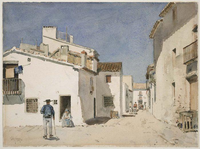 Spanish Street1
