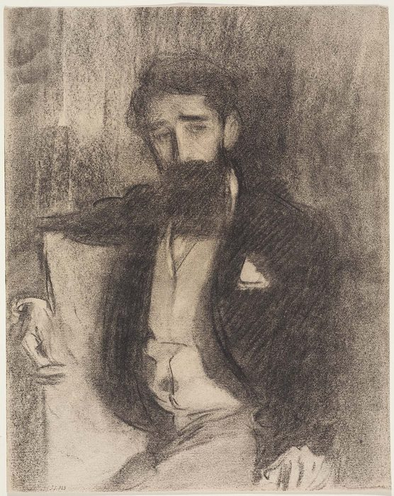 Sketch of a Man (Paul Helleu)1