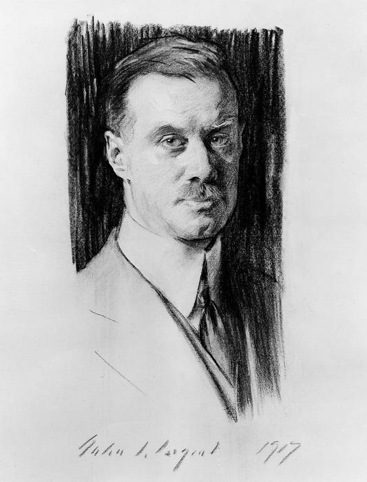 Portrait of Guy Lowell1