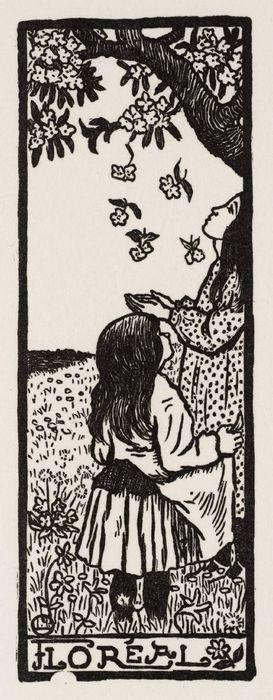 woodcut, 18901
