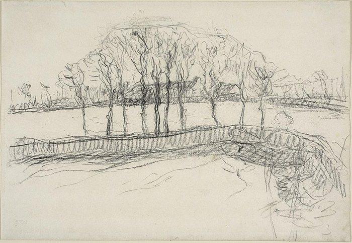 Pasture in Normandy, c. 1870–71