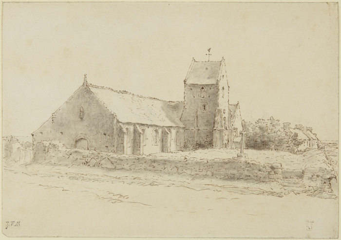 The Church at Greville (L'Eglise de Greville)