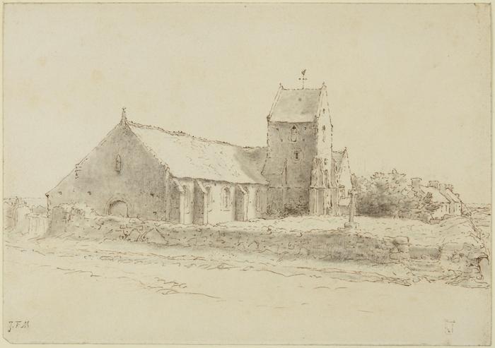 The Church at Greville (L'Eglise de Greville)