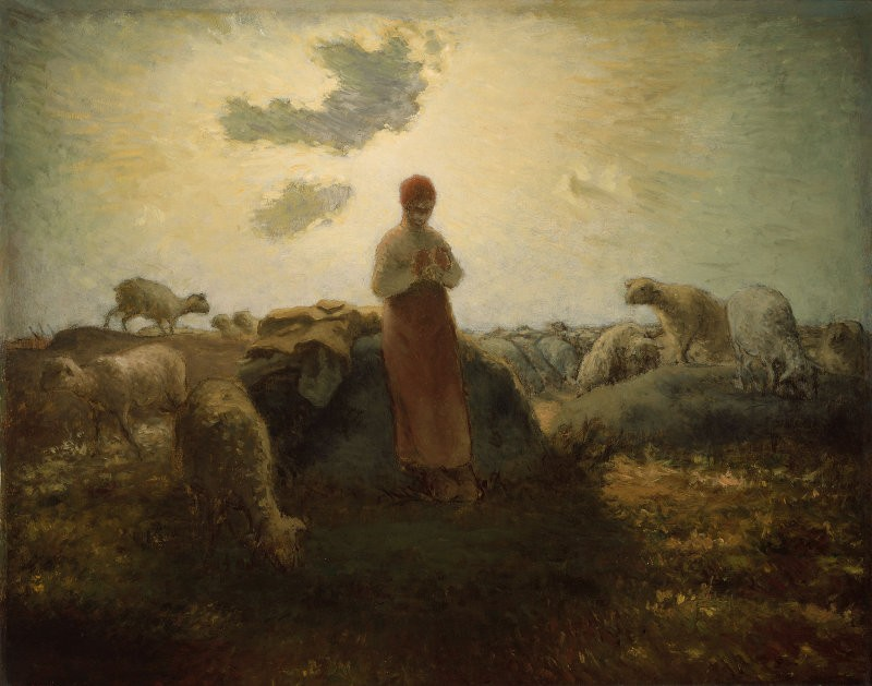 The Keeper of the Herd, 1871-74