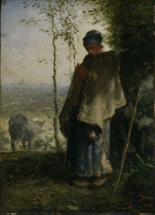 The Little Shepherdess, 1868-72