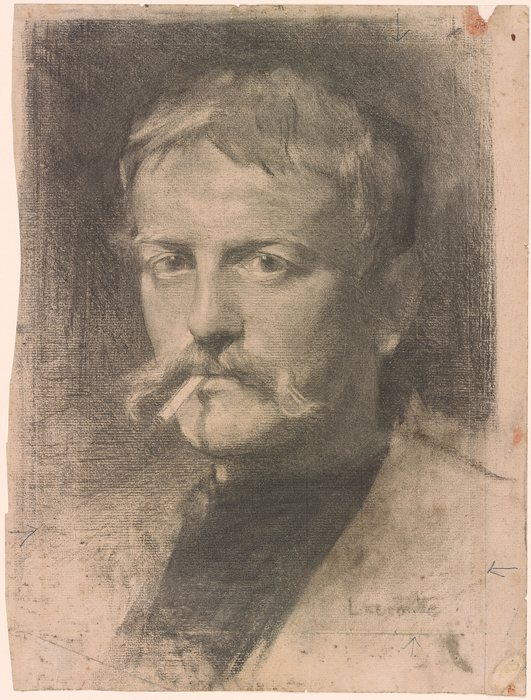 Portrait of a Man, possibly a Self-Portrait1
