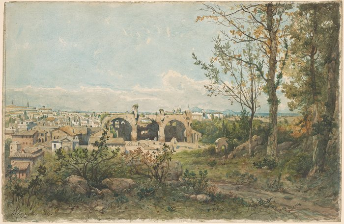 View of Rome1