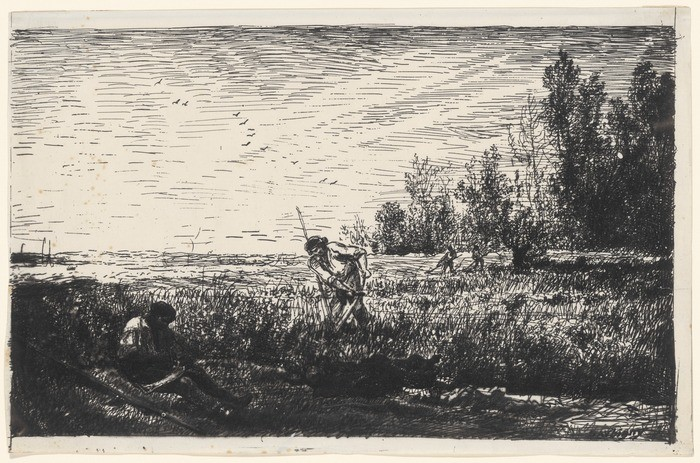 La Fenaison (Haymaking)