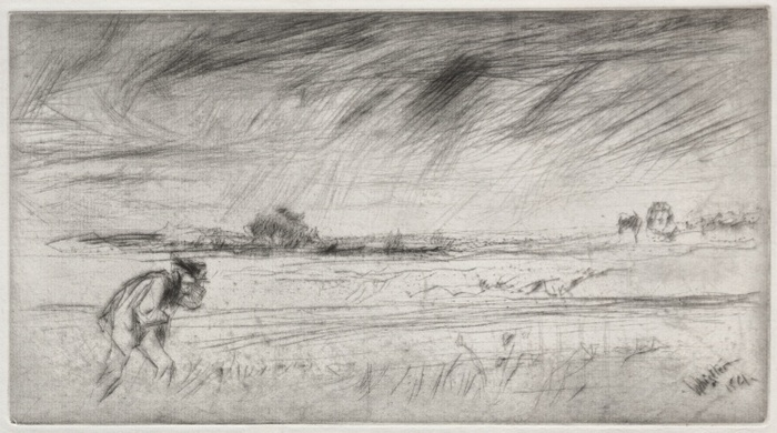 The Storm, 1861