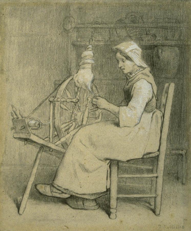 Émilie, sœur de l'artiste
