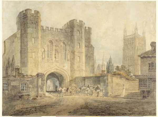 King Edgar's Gate, Worcester