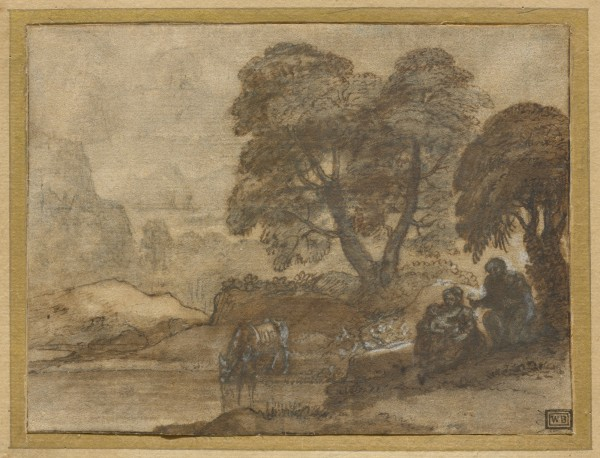 Landscape with the Rest on the Flight into Egypt3