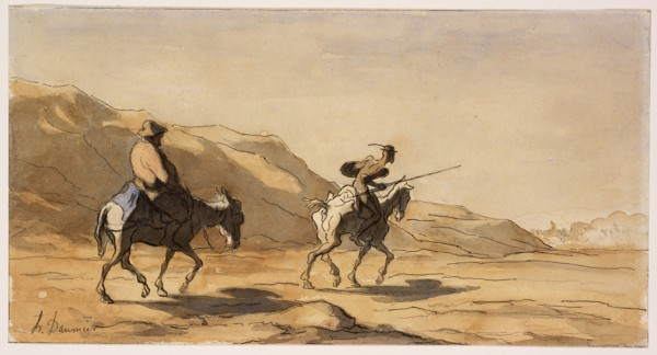 Don Quixote and Sancho Panza3